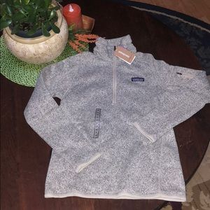 BRAND NEW XS Patagonia better sweater